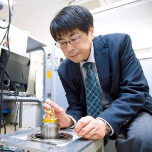 福岡工業大学 北川 二郎 教授